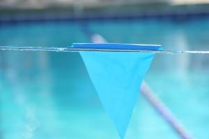 pool flag